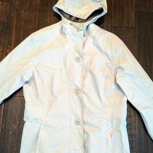 Off White Marmot Raincoat
